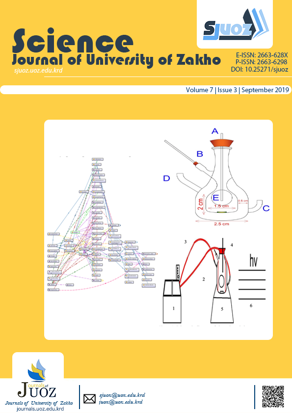 Science Journal of University of Zakho